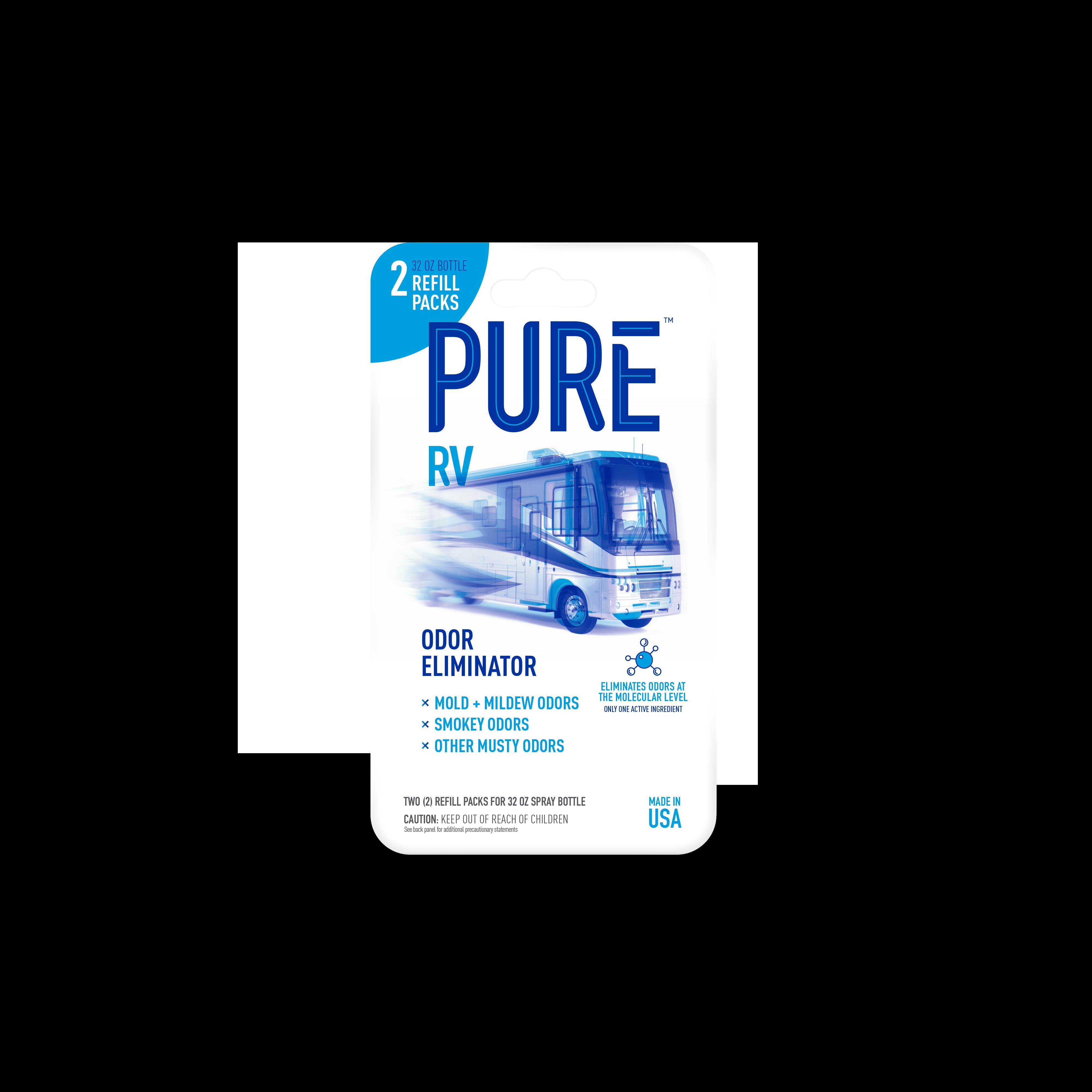Pure RV Scent Eliminator Refill 32 oz. 2 pack